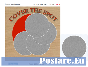 Coprire un cerchio con altri cerchi, semplice?