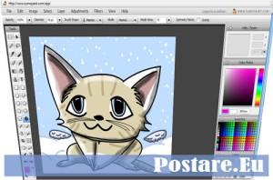 SumoPaint: creare disegni online senza photoshop