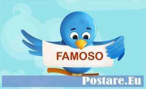 famosi e vip su twitter