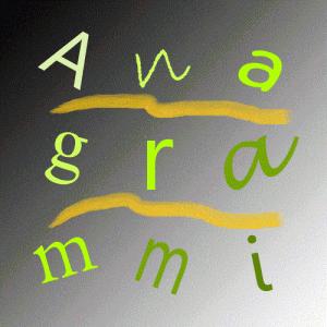 Creare un anagramma
