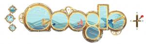 nuovo doodle: Jules Verne, scrittore francesce