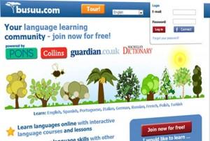 Impara una lingua straniera online. Piacevolmente con Busuu