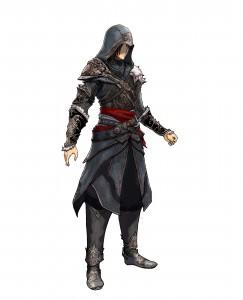 Ezio Auditore in Final Fantasy XIII-2